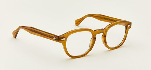 Moscot Lemtosh color blonde