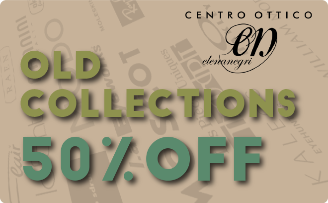 old collections 50% off